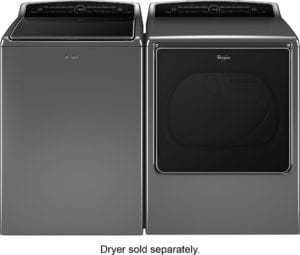 Cabrio 5.3 Cu. Ft. 26-Cycle High-Efficiency Steam Top-Loading Washer