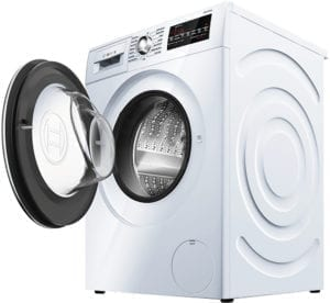 2.2 Cu. Ft. 15-Cycle High-Efficiency Compact Front-Loading Washer