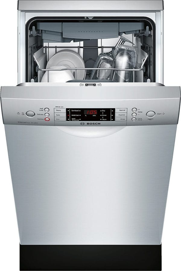 "800 Series 18"" Front Control Tall Tub Built-In Dishwasher with Stainless-Steel Tub Stainless steel"