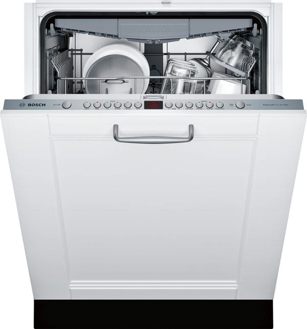 """800 Series 24"""" Tall Tub Built-In Dishwasher with Stainless Steel Tub Custom Panel Ready"""