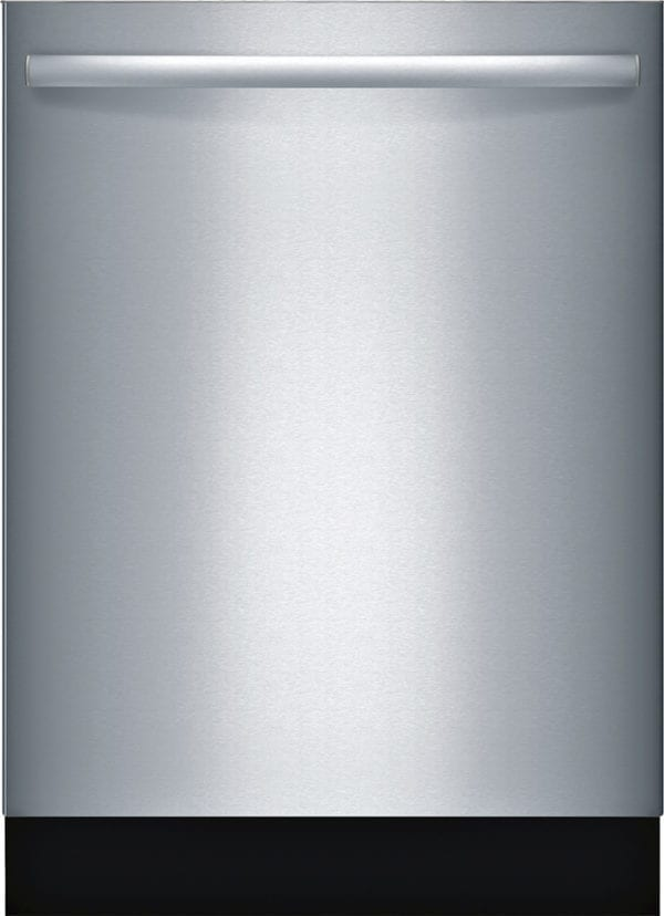 """800 Series 24"""" Hidden Control Tall Tub Built-In Dishwasher with Stainless-Steel Tub Stainless steel"""
