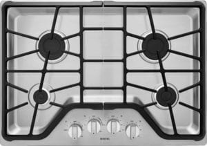 "30"" Built-In Gas Cooktop Stainless steel"