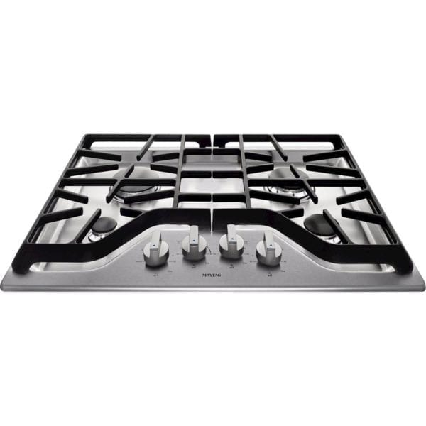 """30"""" Built-In Gas Cooktop Stainless steel"""