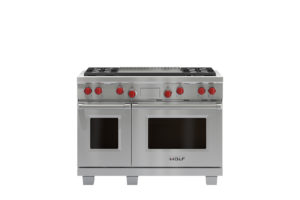 /wolf/ranges/dual-fuel/48-inch-dual-fuel-range-4-burners-dual-infrared-griddle