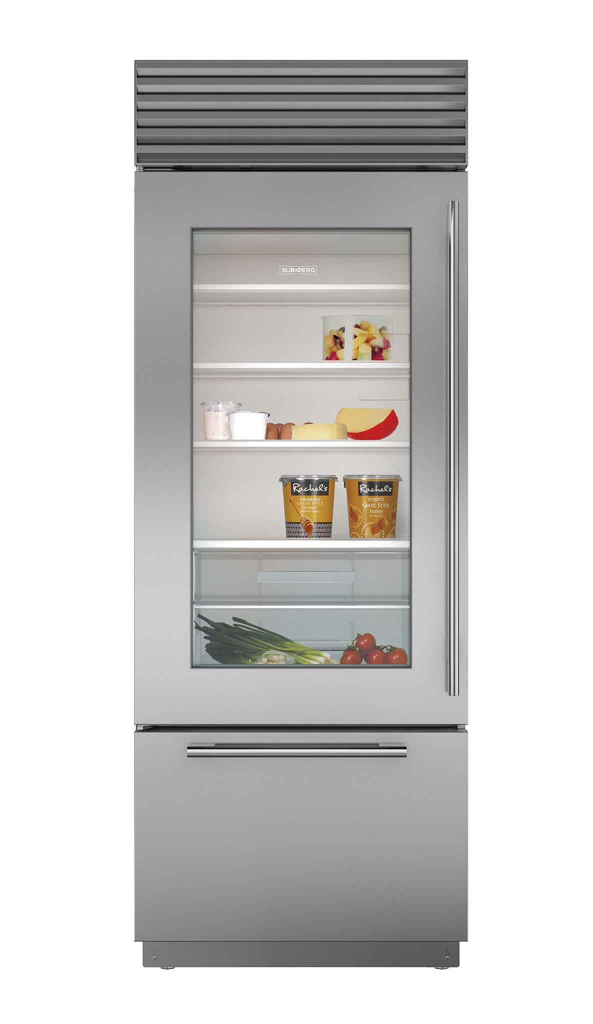 sub zerofull size refrigerationbuiltin refrigerators30 - Refridgerator Glass Door