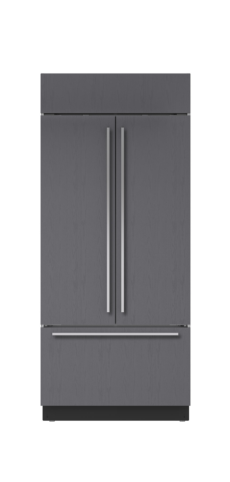 36 Built In French Door Refrigeratorfreezer Panel Ready