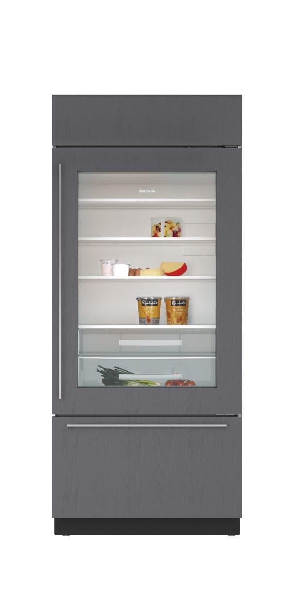 /sub-zero/full-size-refrigeration/builtin-refrigerators/36-inch-built-in-over-under-glass-door-refrigerator-freezer-panel-ready