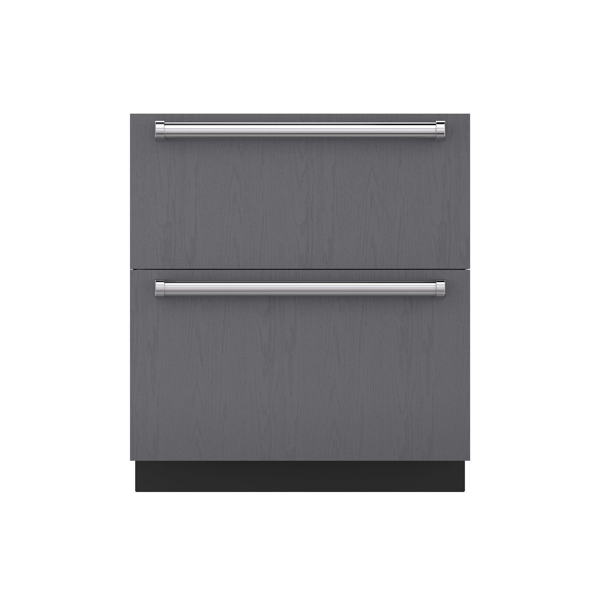 Sub Zero Counter Refrigerator 30 Inch Freezer