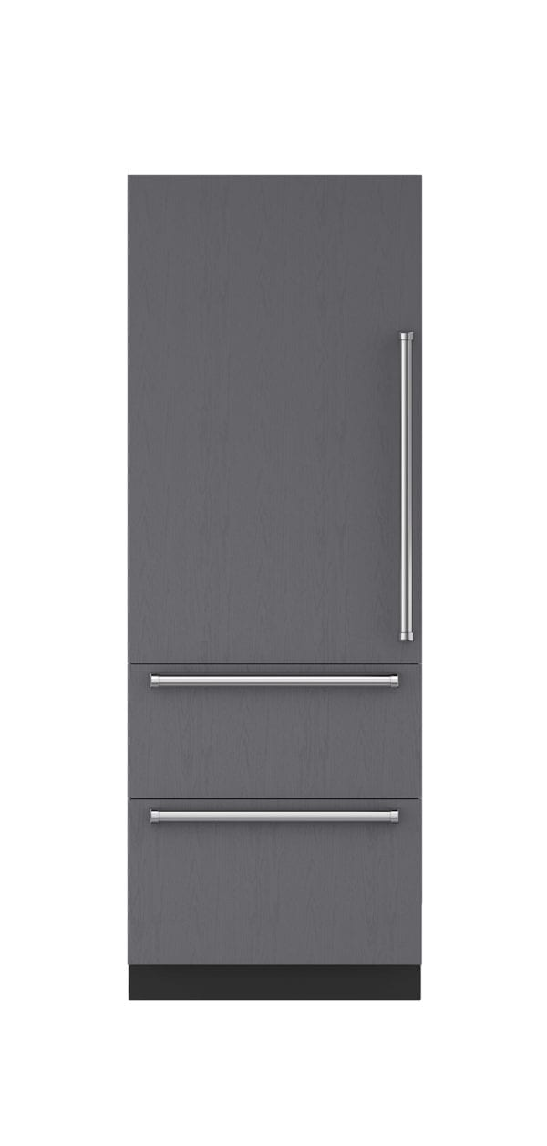/sub-zero/full-size-refrigeration/integrated-fridges/30-inch-integrated-over-under-refrigerator-panel-ready