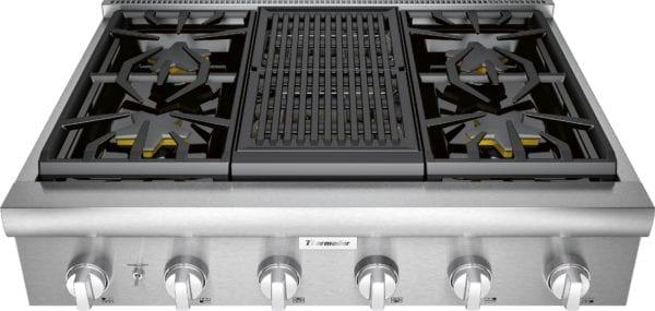 Thermador PCG364WL Hob
