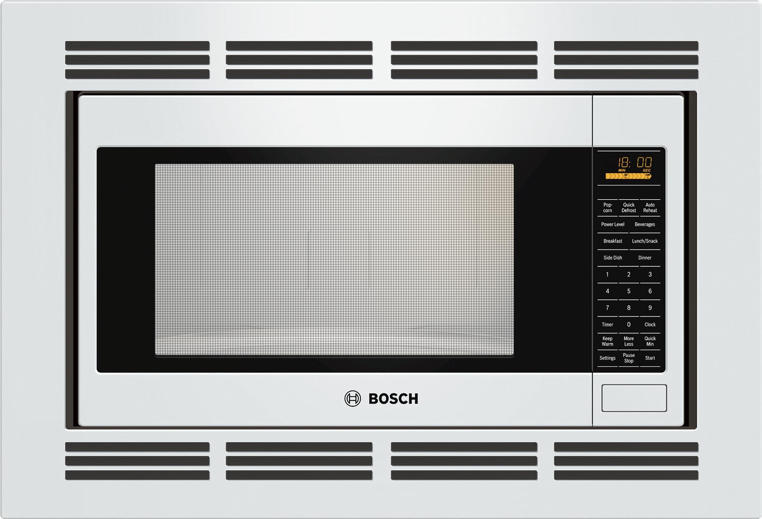 Bosch Built In Microwave 500 Series White Hmb5020