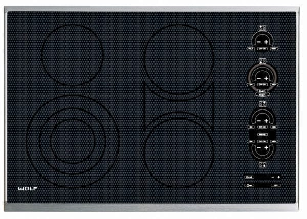 /wolf/cooktops-and-rangetops/electric-cooktops/30-inch-electric-cooktop-framed