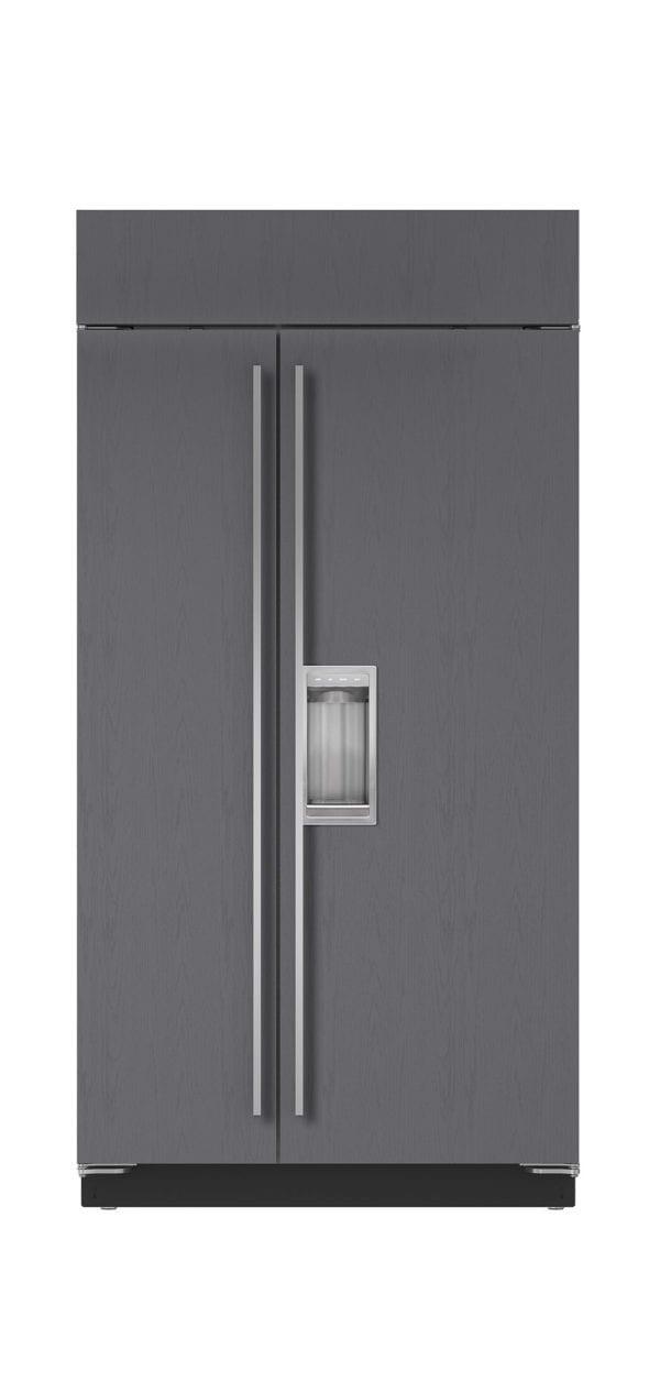 /sub-zero/full-size-refrigeration/builtin-refrigerators/42-inch-built-in-side-by-side-refrigerator-freezer-dispenser-panel-ready