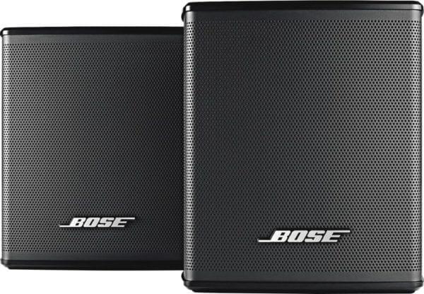Surround Speakers Black (Pair)
