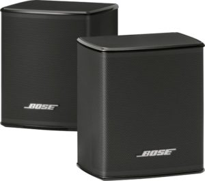Surround Speakers Black (Pair)