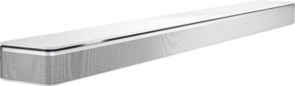 Soundbar 700 White Featuring Built-In Amazon Alexa Voice Control