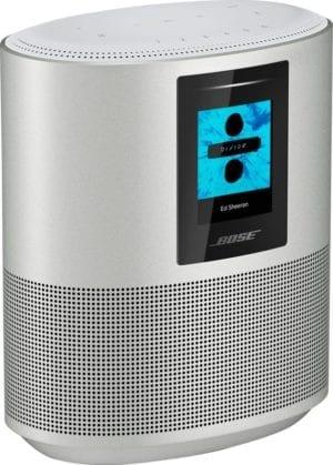 Home Speaker 500 Wireless White with Built-In Amazon Alexa Voice Control