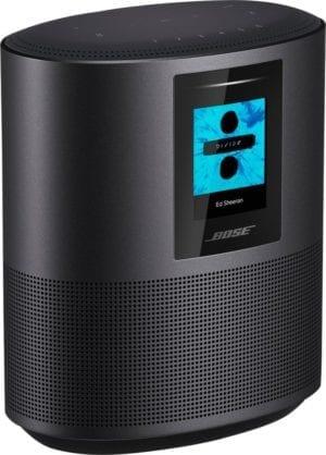 Home Speaker 500 Wireless Black with Built-In Amazon Alexa Voice Control