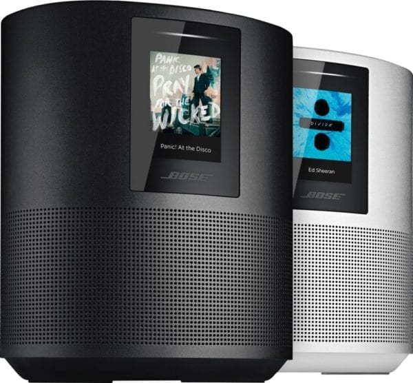 Home Speaker 500 Wireless Black with Built-In Amazon Alexa Voice Control