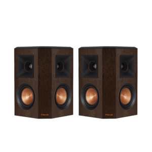 Klipsch RP-402S Surround Sound - Walnut