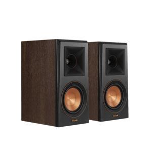 Klipsch RP-500M Bookshelf Speaker - Walnut