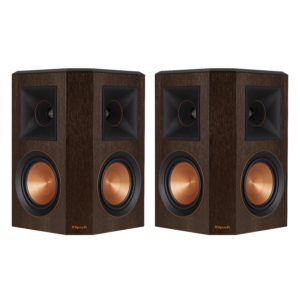 Klipsch RP-502S Surround Sound - Walnut