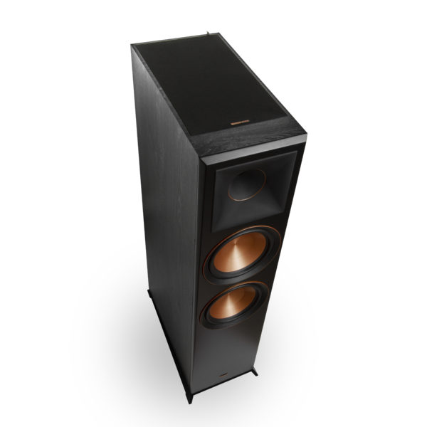 Klipsch RP-8060FA Dolby Atmos Floorstanding Speaker - Ebony