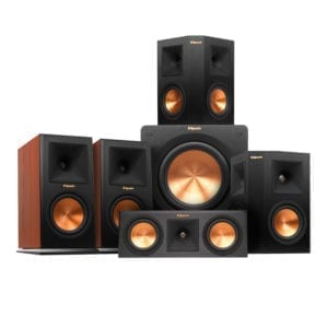 Klipsch RP-160 Home Theater System - Cherry