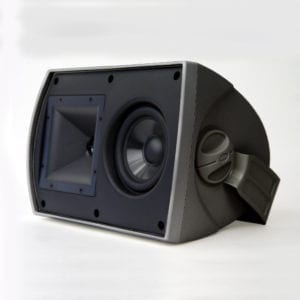 Klipsch AW-525 Outdoor Speaker Black