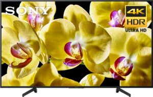 "75"" Class LED X800G Series 2160p Smart 4K UHD TV with HDR"