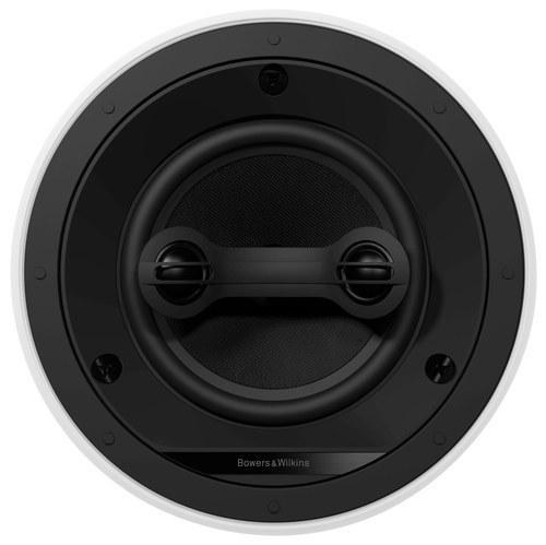 """6"""" 2-Way In-Ceiling Speaker (Each) White/Black"""
