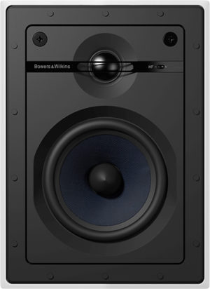 "5"" 2-Way In-Wall Speakers (Pair)"
