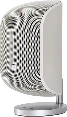 "4"" 100W Satellite Speaker (Each) Matte White"