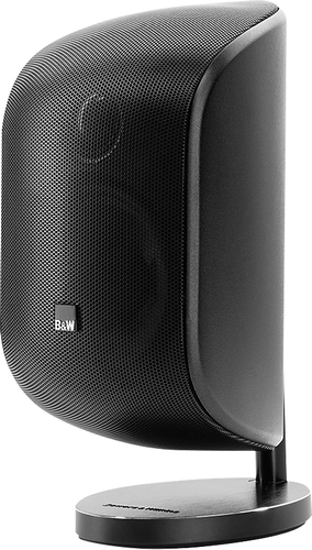 "4"" 100W Satellite Speaker (Each) Matte Black"