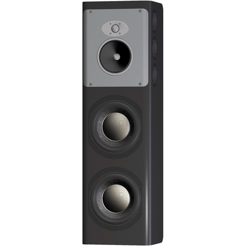 "CT Series Dual 10"" Passive 3-Way Surround Channel Speaker (Each)"