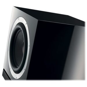 800 Series Diamond Powered Subwoofer (Each) Gloss black
