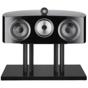 "800 Series Diamond Dual 6-1/2"" Passive 3-Way Center-Channel Speaker Gloss black"