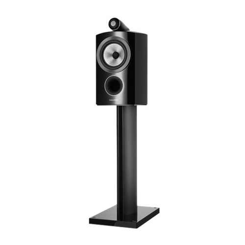 800 Series Diamond Passive 2-Way Bookshelf Speaker (Each) Gloss black