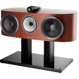 "800 Series Diamond Dual 8"" Passive 3-Way Center-Channel Speaker Rosewood"