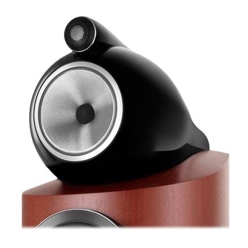 "800 Series Diamond Dual 8"" Passive 3-Way Floor Speaker (Each) Rosenut"