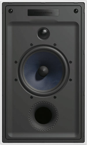 "5-9/10"" 2-Way In-Wall Speaker (Each) white"