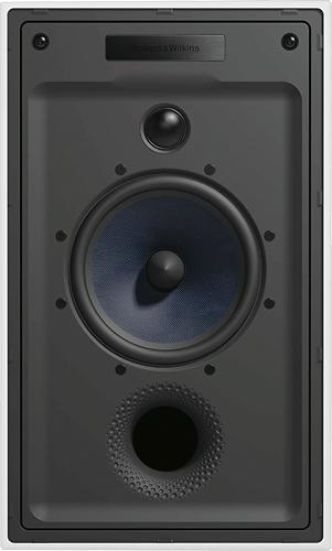 """5-9/10"""" 2-Way In-Wall Speaker (Each) white"""