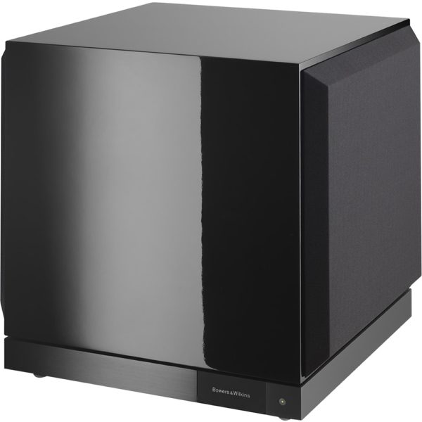 "DB Series Dual 10"" Powered Subwoofer Gloss black"