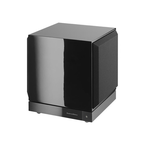 "DB Series Dual 8"" Powered Subwoofer Gloss black"
