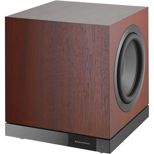 "DB Series Dual 10"" Powered Subwoofer Rosenut"