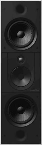 Passive 3-Way In-Wall Speaker (Each)