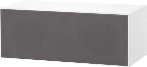 700 Series 2 Passive 3-Way Center-Channel Speaker Satin White