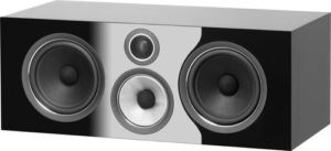 "700 Series 2 Dual 6.5"" 3-Way Center-Channel Speaker"