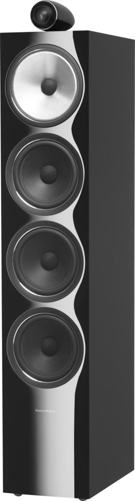 700 Series 2 Passive 3-Way Speaker (Each) Gloss black