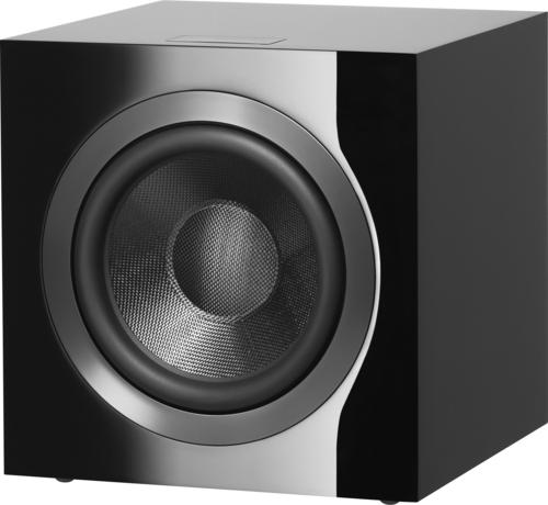 "700 Series 10"" 1000W Powered Subwoofer Gloss black"